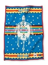 Sons Of The Sky Blanket