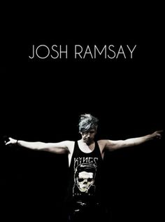 Josh Ramsay is one of my biggest inspirations Music Love, Music Is Life, Good Music, Marianna Trench, Marianas Trench Band, Josh Ramsay, Canadian Boys, Face The Music, King Of Music