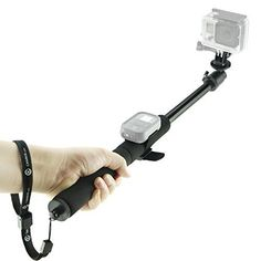 Buy GoPro Pole by CamKix - Adjustable Telescopic Pole Mount for Hero 1, 2, 3 3 + from 14