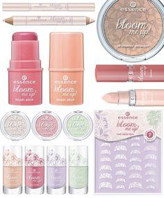 Essence Bloom Me Up collezione primavera 2014