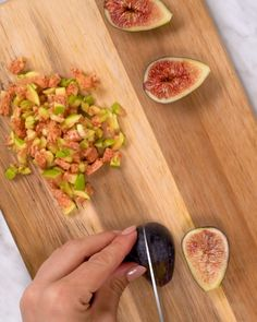 Meal prep doesnt have to be boring! Make our Asian Chicken Wrap with California Fig & Ginger Dressing for a dinner or lu Healthy Cooking, Healthy Eating, Cooking Recipes, Healthy Life, Healthy Food, Healthy Treats, Lunch Recipes, Vegetarian Recipes, Healthy Recipes