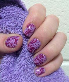 Jamberry Nails: Lady Lace jyakonick.jamberrynails.net