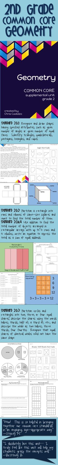 292 best Common Core Geometry Resources images on Pinterest ...