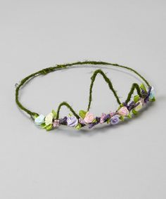 Moss Green Tiara | something special every day