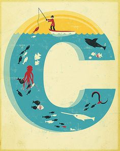 """plenty of fish in the c"" by jay fleck."