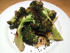 Sesame Roasted Broccoli - The Lemon Bowl