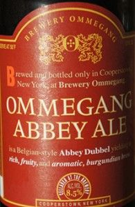 Ommegang Abbey Ale Dubbel Ale