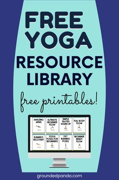 FREE Yoga Resource Library This is seriously one of the best things I have come across. Such an easy and clear way to understand a yoga sequence. Best part about it is that it is free! Quick Weight Loss Tips, Yoga For Weight Loss, How To Lose Weight Fast, Atkins, Beginner Yoga Workout, Quick Workouts, Workout Exercises, Yoga Routine For Beginners, Health And Fitness Articles