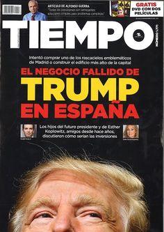 TIEMPO  nº 1771 (18-24 novembro 2016)
