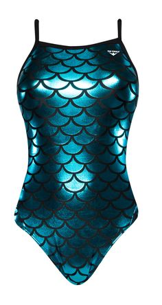 TYR Mermaid Wingback (lined) Swimsuit