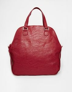 #bag #burgundy #accessories #red