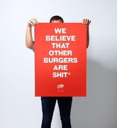betype:    Better Burger. by  485 Design NZ
