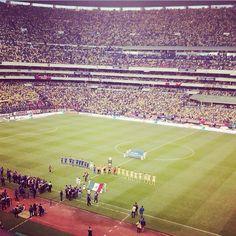 Estadio Azteca , México D.F