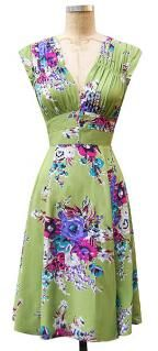 I am so dyeing my hair back to cherry cordial and buying this dress.