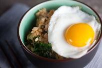 Kimchi   Kale Fried Rice
