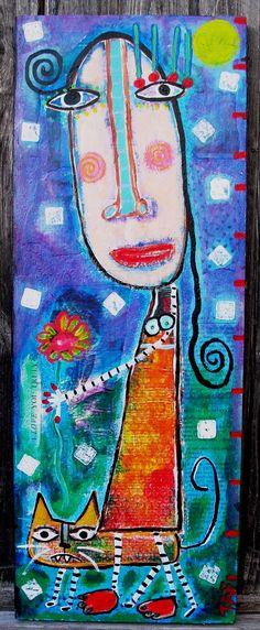 Nurvero, La vie en classe Artiste : Tracey Ann Finley