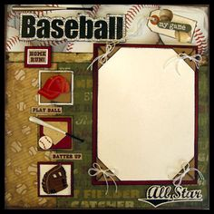 baseball1 | This is a 12x12 shadow box framed sports photo p… | Flickr