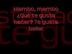 Mambo - Realidades Hip Hop Song lyric video - Spanish grammar