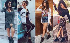 11 maneiras incríveis de usar bota neste inverno com Nah Cardoso - Moda - CAPRICHO