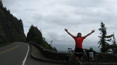 my friend nick lindsey biking across america. anticycle.blog.com