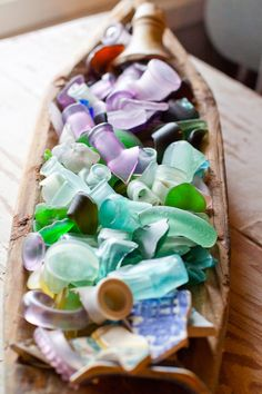 The Nellie Midgette House is home to a Rare Collection of Beach Treasures.