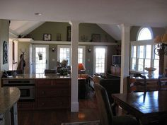 remodeling a garage into a family room | look at some more ideas for why a garage or basement conversion ...