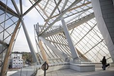 Image result for frank gehry louis vuitton paris
