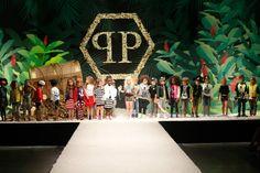 PHILIPP PLEIN Spring/Summer 2015 Kids