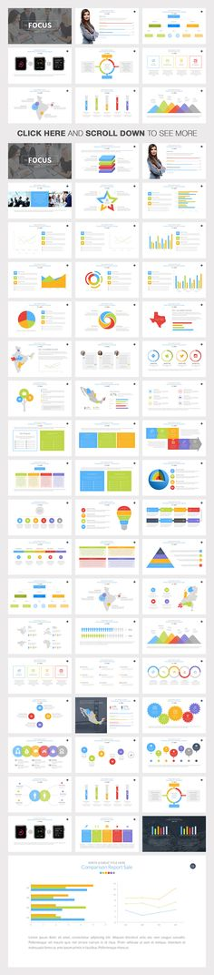 Marketing Plan Powerpoint Template by SlidePro on Creative Market - marketing presentation