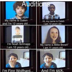 Ahhhh sou o Finn e estou doente ❤❤❤