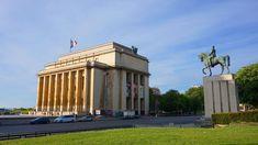 Τροκαντερό (Jardins du Trocadéro) , Παρίσι, Γαλλία, Ευρώπη Marina Bay Sands, Building, Travel, Viajes, Buildings, Destinations, Traveling, Trips, Construction