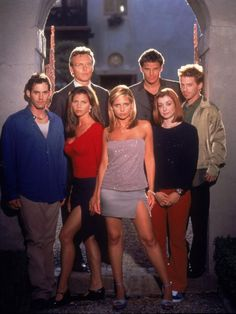 The Watcher's Council: Buffy and Angel Episode Viewing Order