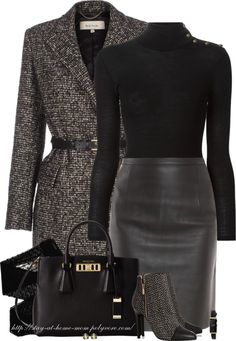 30 Elegant Business Outfits with Pencil Skirt – The Lady Diary