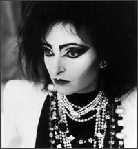Siouxsie Sioux, The O.G.--Original Goth--U2, Florence & the Machine and many others owe her BIG time!