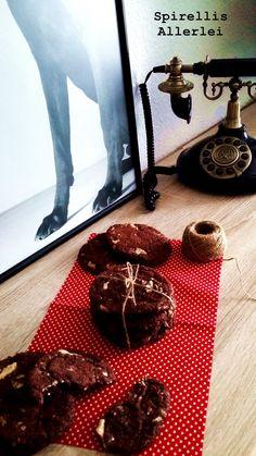 Spirellis Allerlei: {Süße Kleinigkeiten} Die 5-Uhr-Morgens-Cookies