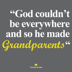 This week is grandparents week. Be sure to tell your grandma and grandpa you love them and let them know how much they mean to you! If they are no longer with you, they are still listening and are forever in our hearts! I am so blessed to have absolutely amazing grandparents! I miss you and love you Mac! <3