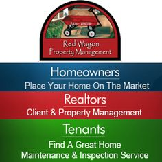 Red Wagon Properties has been providing unsurpassed property management services for years. We manage all type of properties, from commercial property to office buildings. Our emphasis is to manage all your properties and clients to save your time and money.