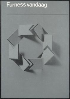 Ben Bos – Furness vandaag – 1977 Bron: TD01104 #totaldesign