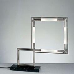 Quadro lamp Jacques Adnet - Lumen Center Italia