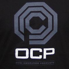 Robocop - OCP logo