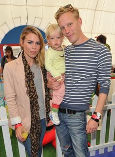 Billie Piper is married to Laurence Fox. That means that Rose is married to Detective Sergeant Hathaway {Inspector Lewis}. I'm not sure what to do with this information at the moment.