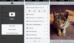 Cloudier: This simple CloudApp client for iPhone makes mobile file sharing effortless