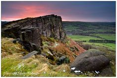 Hen Cloud, Peak District, UK Landscape Photography Tips, Scenic Photography, Aerial Photography, Night Photography, Park Landscape, Landscape Photos, London England, Oxford England, Cornwall England
