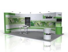 Binder ISOframe Wave display
