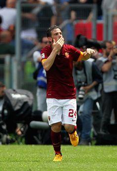Alessandro Florenzi Photos: AS Roma v Genoa CFC - Serie A
