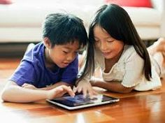 Image result for kids on ipads