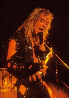 Jani Lane (Warrant) - RIP