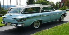1962 Chrysler Newport Town and Country