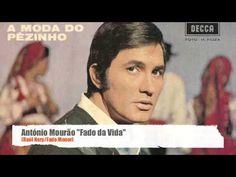 """António Mourão """"Fado da Vida"""" - YouTube Youtube, Photos, Life"""