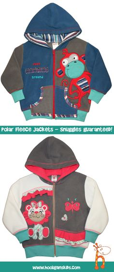 Winter just got snugger! Hooligans Kids Clothing #fairtrade #childrensclothing